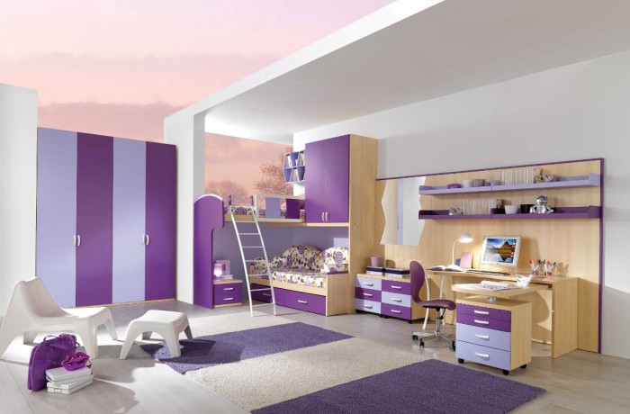 375_zoom Make Your Children's Bedroom Larger Using Bunk Beds