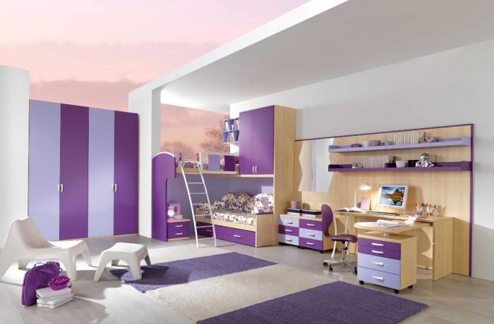 375_zoom Make Your Children's Bedroom Larger Using Bunk Beds