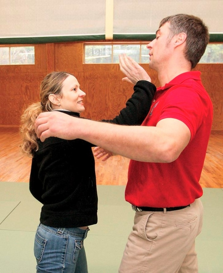 378121071 Do You Know How to Protect Yourself? Self-Defense for Women