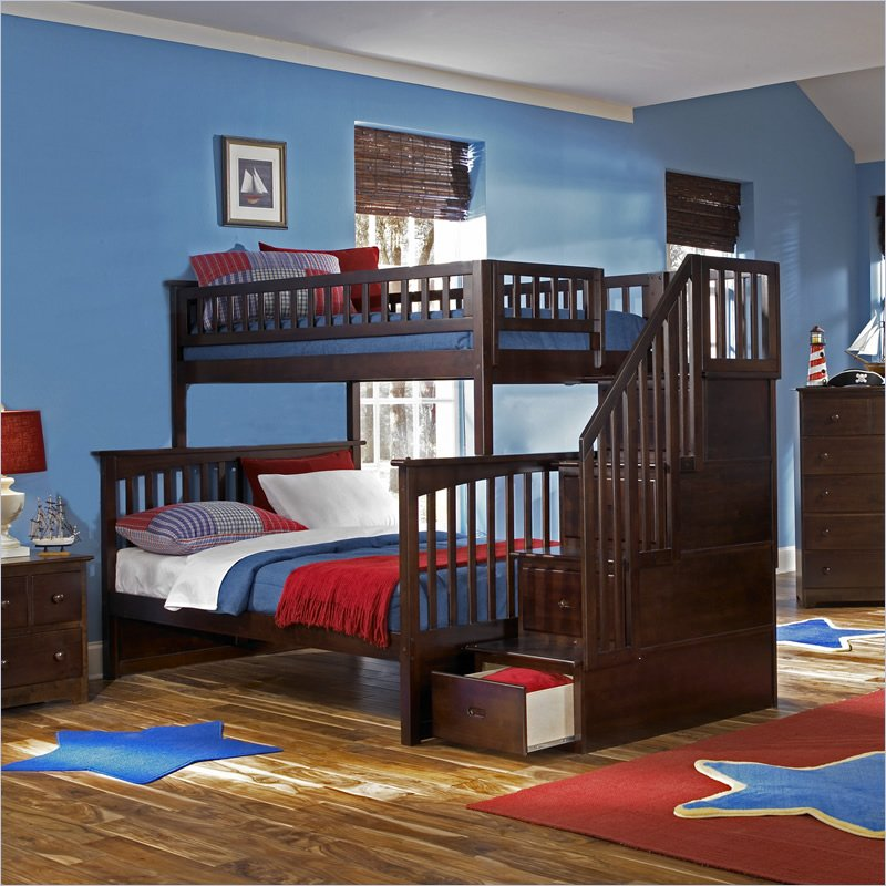 382173-L Make Your Children's Bedroom Larger Using Bunk Beds