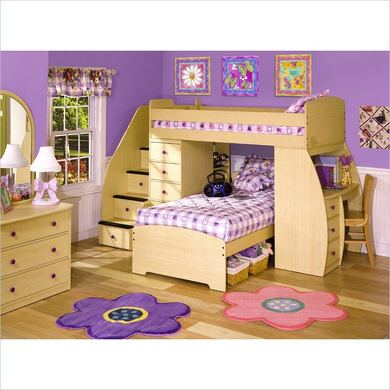 47329-L Make Your Children's Bedroom Larger Using Bunk Beds