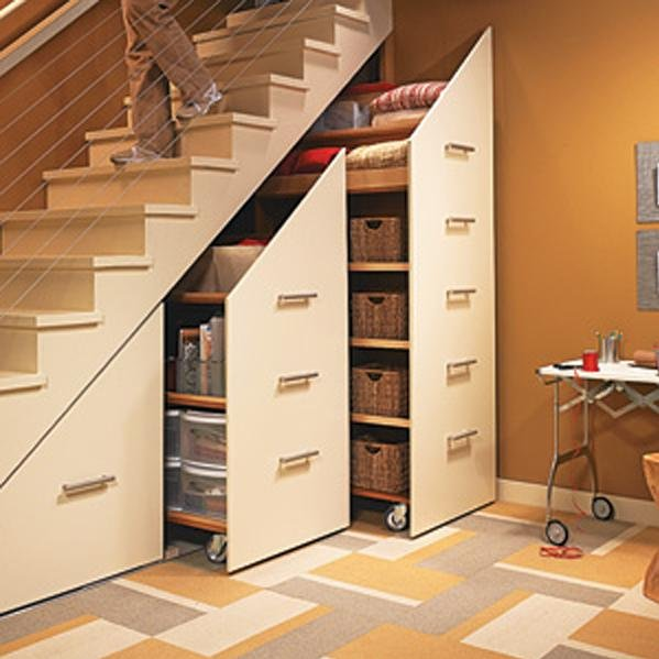 5-Staircase-Design-Inspiration-for-Small-Home-Modern-House-Insight-Photo Turn Your Old Staircase into a Decorative Piece