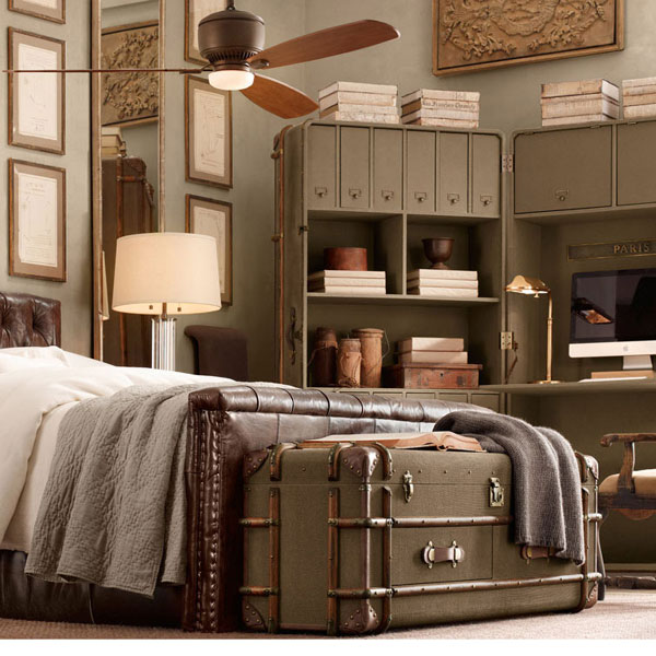 5-refined-vintage-furniture-items 17 Wonderful Ideas For Vintage Bedroom Style