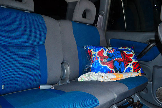 550px-Make-Your-Car-Really-Comfy-Step-2 6 Steps To Make A Bed In Your Car When Going On A Road Trip