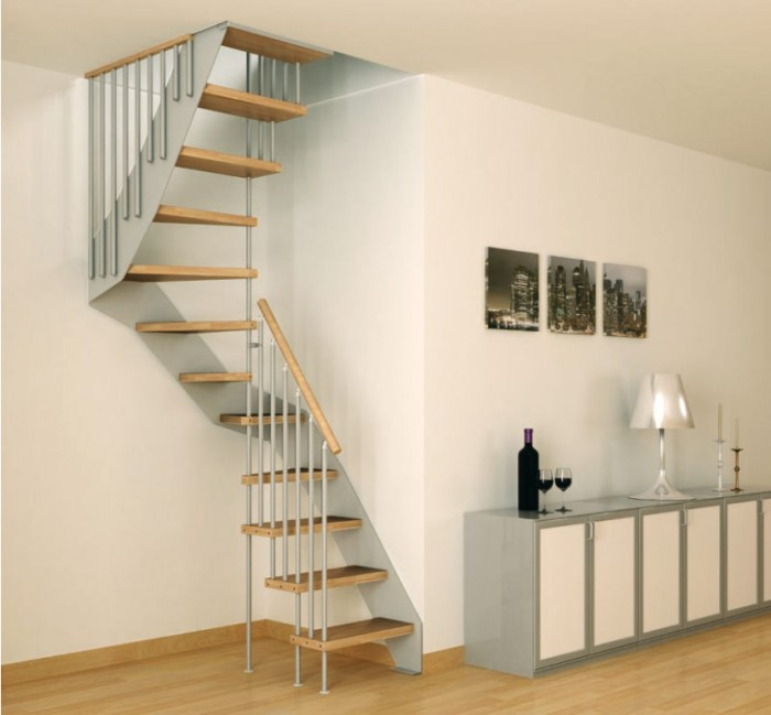 6 Turn Your Old Staircase into a Decorative Piece