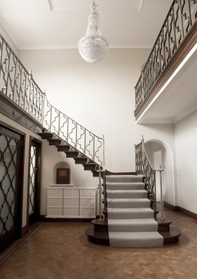700_mike-rundell-art-deco-3 Decorate Your Staircase Using These Amazing Railings