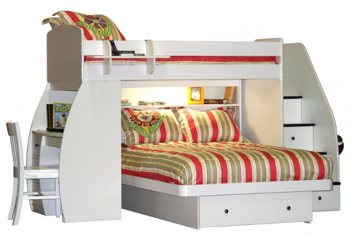 81pAm46XCZL._SL1500_ Make Your Children's Bedroom Larger Using Bunk Beds