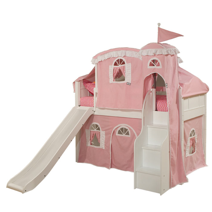 837226 Make Your Children's Bedroom Larger Using Bunk Beds
