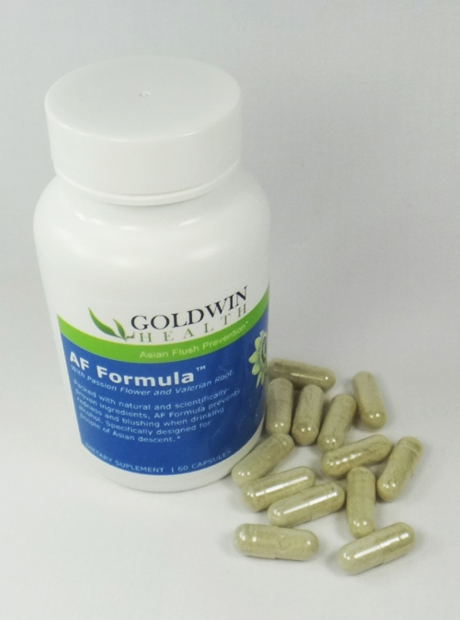 AF_Formula_capsules Do You Know How to Overcome Asian Glow?