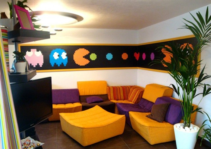 Amazing-Style-For-M-House-6 Get A Delight Interior By Applying Some Colorful Designs