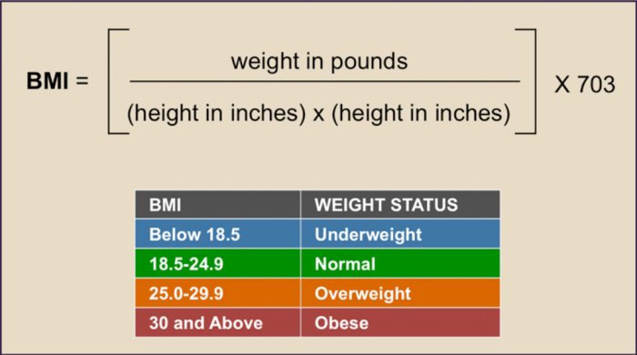 BMI_2 Are you Overweight, Underweight, Obese or at a Normal Weight?