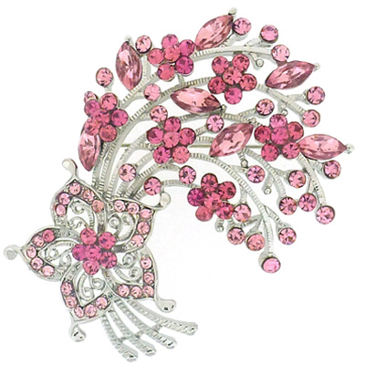 BR2594 Elegant And Unique Designs Of Brooches