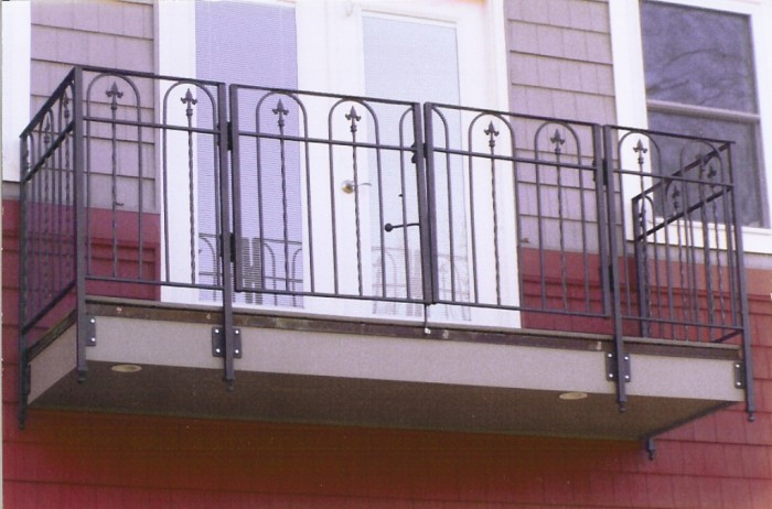 BalconyRail01 60+ Best Railings Designs for a Catchier Balcony