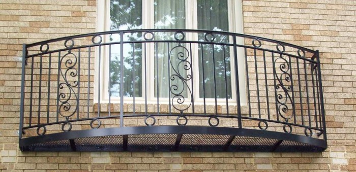 BalconyScanganew 60+ Best Railings Designs for a Catchier Balcony