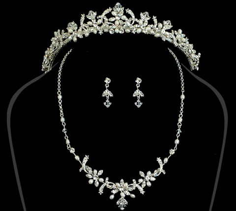 Bridal-jewelry-sets-weddings-engagement An Elegant Collection Of Wedding Jewelry Sets