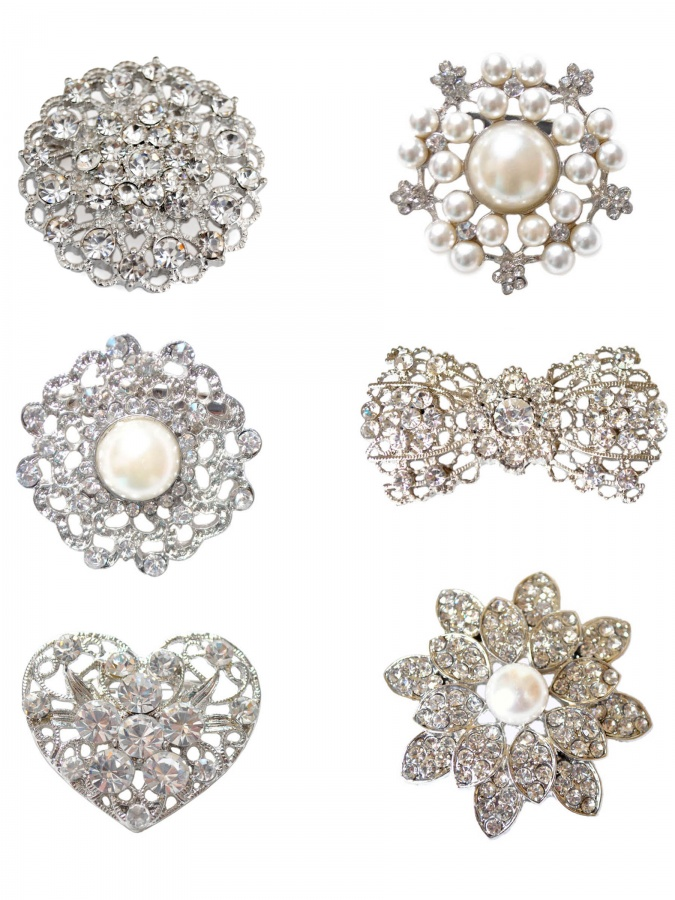 Brooches889 Elegant And Unique Designs Of Brooches