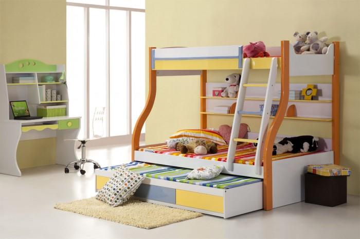 Bunk-Beds-For-Kids-1 Make Your Children's Bedroom Larger Using Bunk Beds