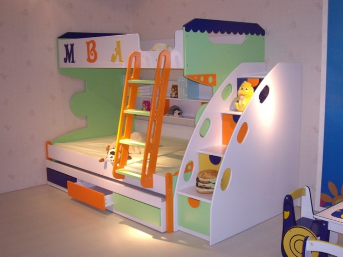Bunk-Beds-for-Kids-3 Make Your Children's Bedroom Larger Using Bunk Beds