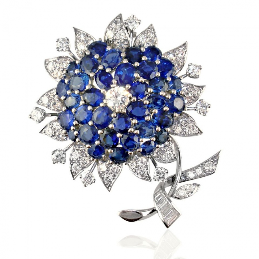 C698 Elegant And Unique Designs Of Brooches