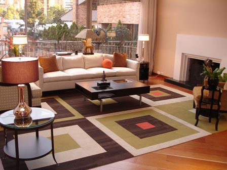Carpet-Tiles-1 8 Tips On Choosing A Carpet For Your Living Room