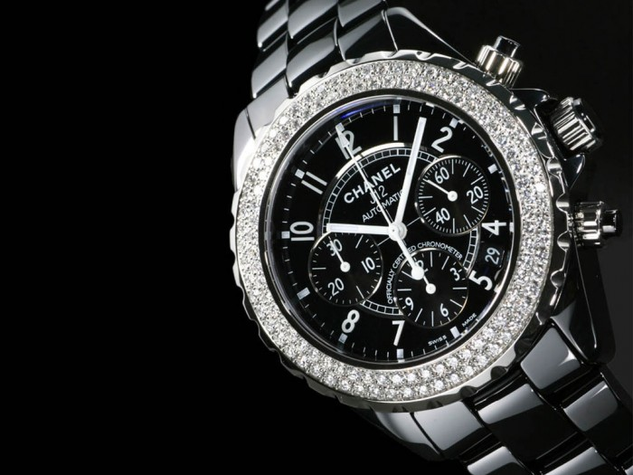 Chanel_J12_Black_Ceramic_Watch Newest Trends Of Watches For Both Men And Women