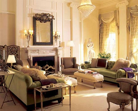 Classical-style-of-interior-design Your Apartment Will Look Wonderful In The Classical Style