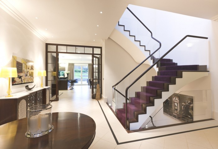 Contemporary-Staircase-Design-Ideas-02 Turn Your Old Staircase into a Decorative Piece