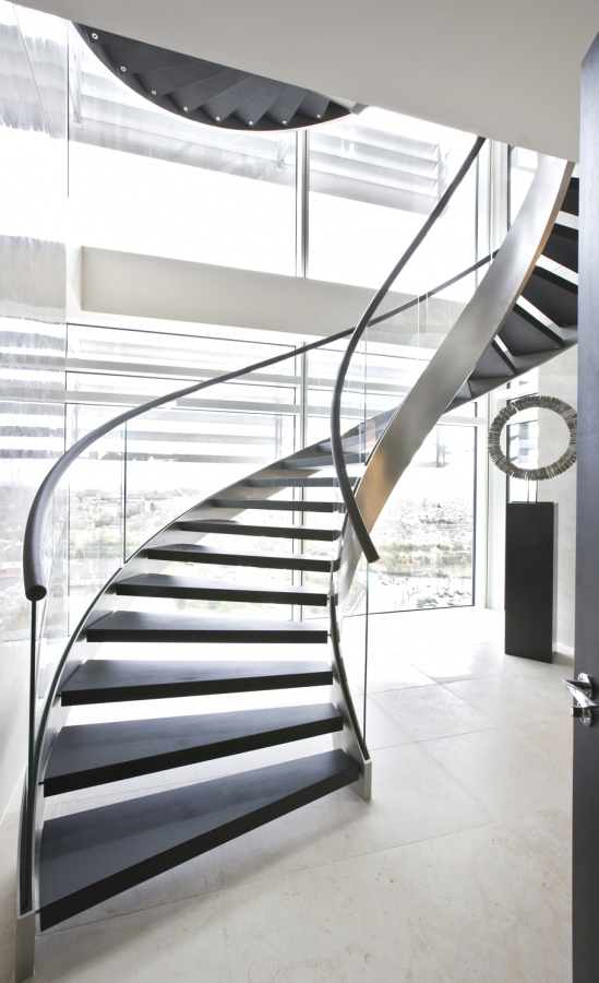 Contemporary-Staircase-Design-Ideas-051 Decorate Your Staircase Using These Amazing Railings