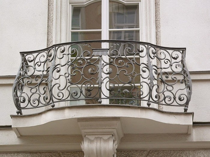 CustomBalconyBAL81 60+ Best Railings Designs for a Catchier Balcony