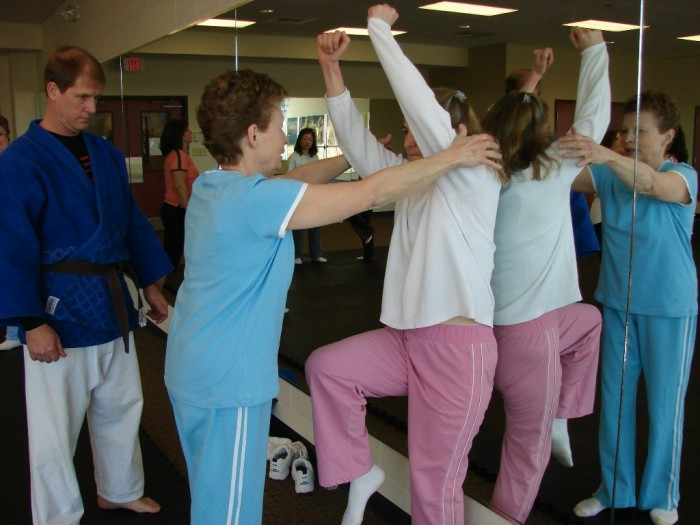 DSC01034 Do You Know How to Protect Yourself? Self-Defense for Women