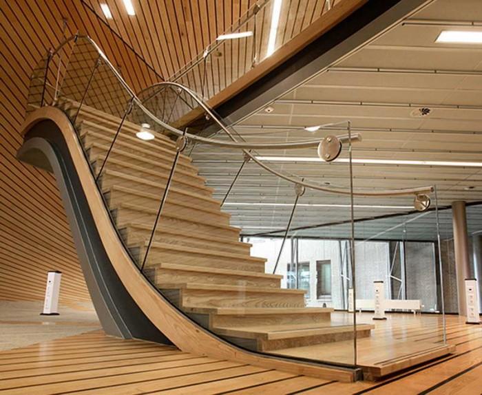 Decoration-Unique-Staircase-Designs-5-Unique-Stair-Designs-for-Unique-Home-Interior Turn Your Old Staircase into a Decorative Piece
