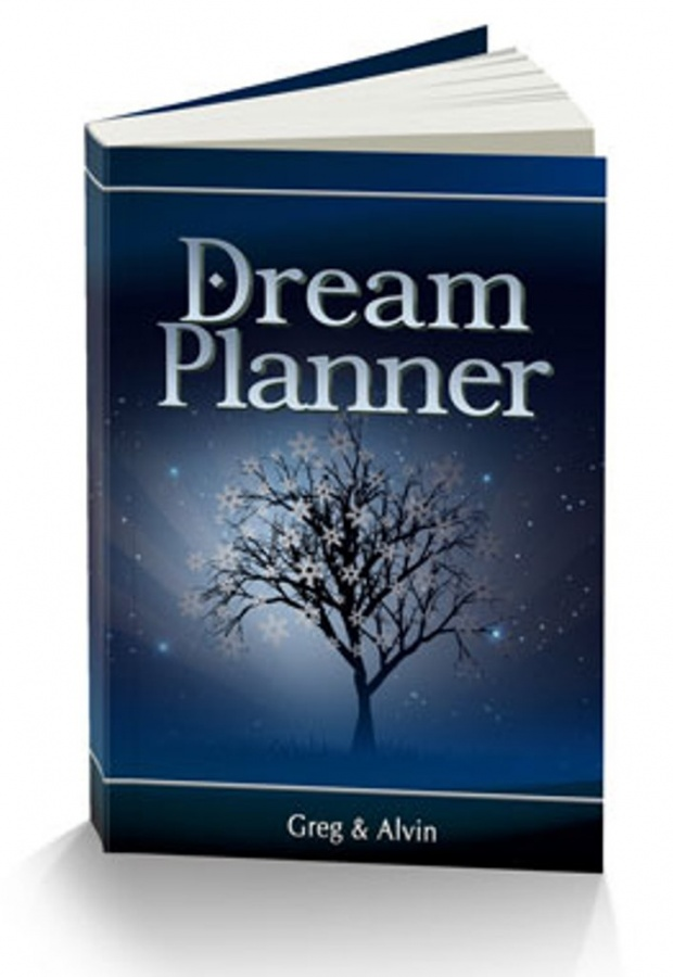 DreamPlanner Get Full Control of Your Brain's Potential