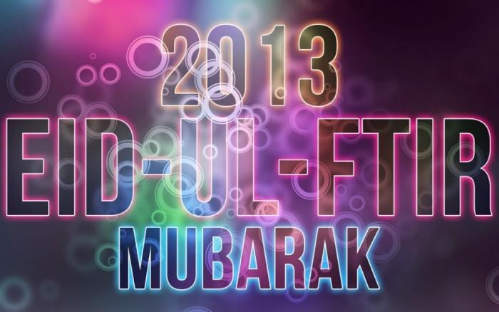 Eid-ul-Fit-2013-Mubarak-hd-Wallpaper-5 60 Best Greeting Cards for Eid al-Fitr