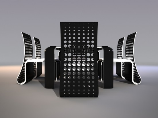 Ergonomic-Push-Table-by-Svilen-Gamolov-550x412 14 Amazing Interior Designs In High-Technology Style