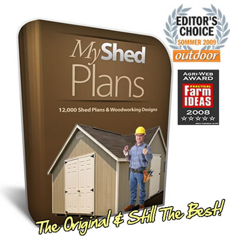Free-Shed-Plans-Elite-Large. Start Building Amazing Outdoor Sheds and Woodwork Designs