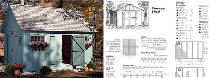 Free-Shed-Plans-Elite-Large Start Building Amazing Outdoor Sheds and Woodwork Designs