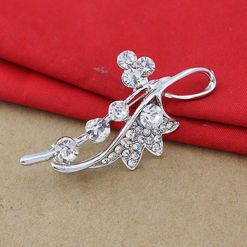 Free-shipping-Wholesale-Korean-Fashion-Cheap-Jewellery-Brooches-Fashion-Brooch-01-Flower-Brooch-Pins Elegant And Unique Designs Of Brooches
