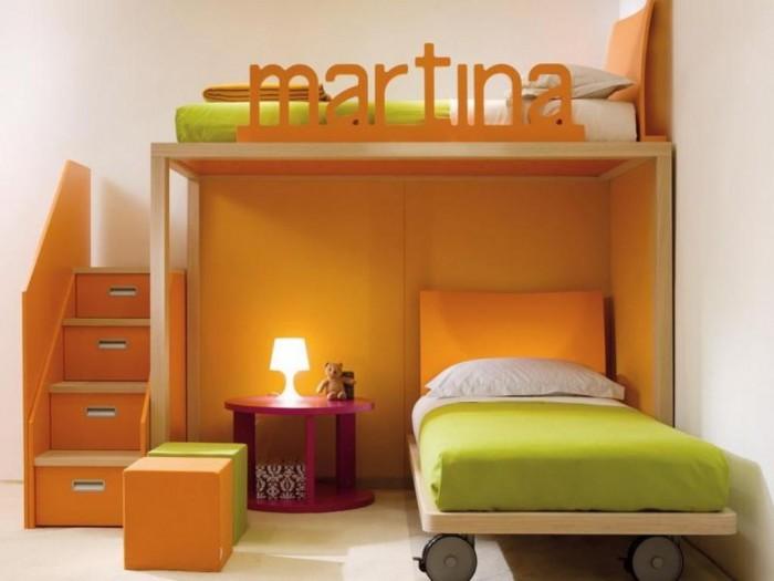 Girls-Bunk-Beds-Plans Make Your Children's Bedroom Larger Using Bunk Beds