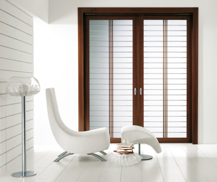 Glass-Pocket-Door-2 Remodel Your Rooms Using These 73 Awesome Interior Doors