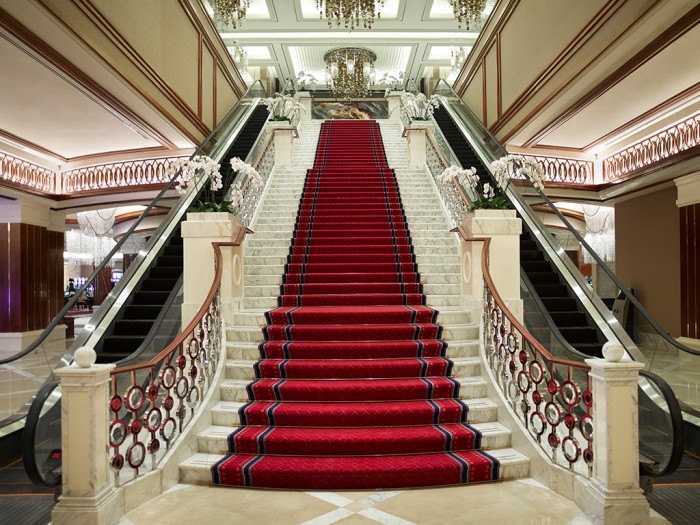 Grand-Staircase-Shot-A-LoRes Make Your Home Look Like a Palace