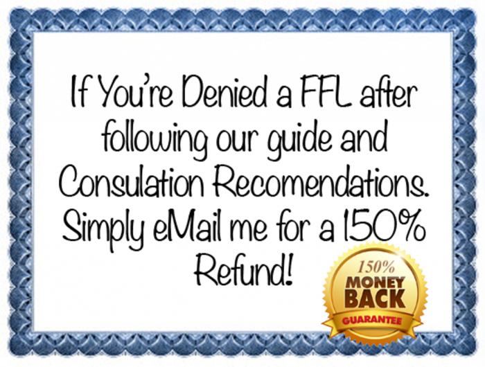 "GuaranteeBoxOrange Learn How to Get a Federal Firearms License ""FFL"""