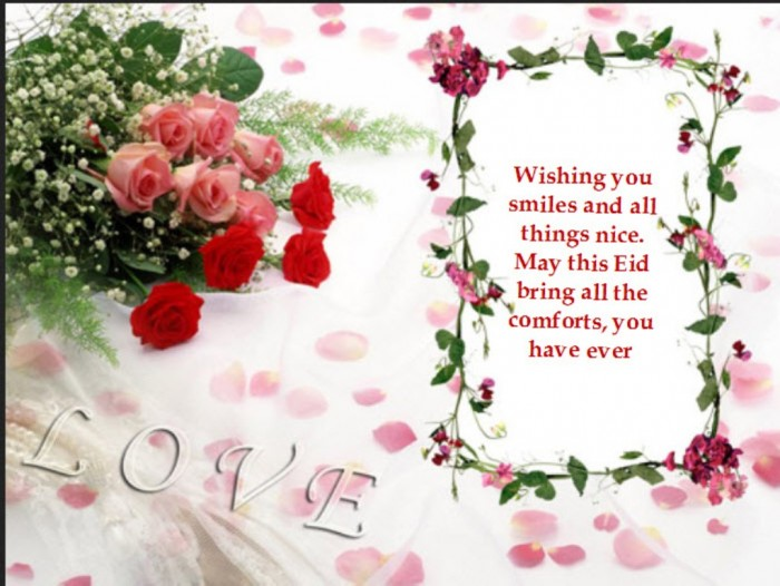 Happy-EID-Day-Greeting-cards-for-girl-friend 60 Best Greeting Cards for Eid al-Fitr