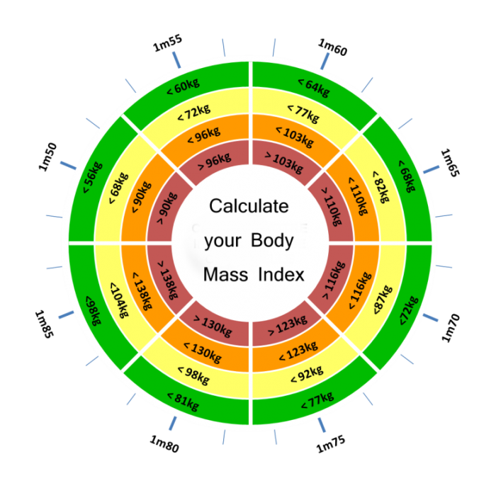 IMCENG Are you Overweight, Underweight, Obese or at a Normal Weight?