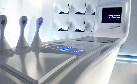 Interior-design.-Hi-tech.3 14 Amazing Interior Designs In High-Technology Style
