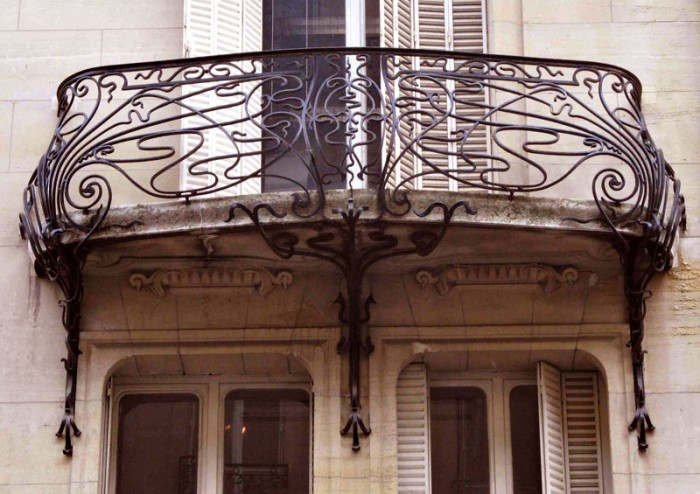 Iron-BalconyCCD0117 60+ Best Railings Designs for a Catchier Balcony