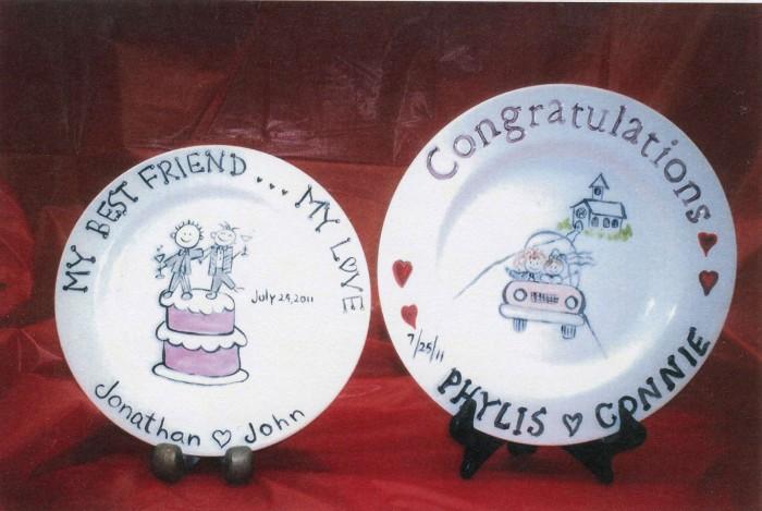Jill-Ceramics-plates-photo 20 Wonderful Designs Of Ceramic Plates