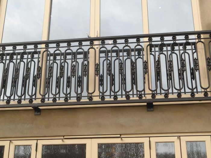 Juliette-Balcony-Woking-Surrey 60+ Best Railings Designs for a Catchier Balcony