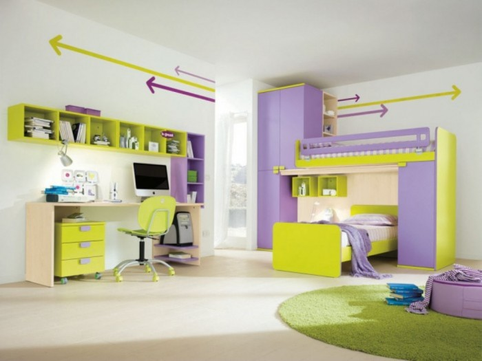 KDGOGO_1921-e1359122592930 Make Your Children's Bedroom Larger Using Bunk Beds