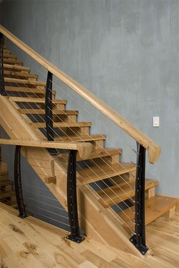 Keuka_Stair_Rail Decorate Your Staircase Using These Amazing Railings