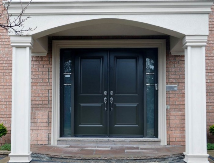 Masonite-Front-Door-Reviews It Is Not Just a Front Door, It Is a Gate